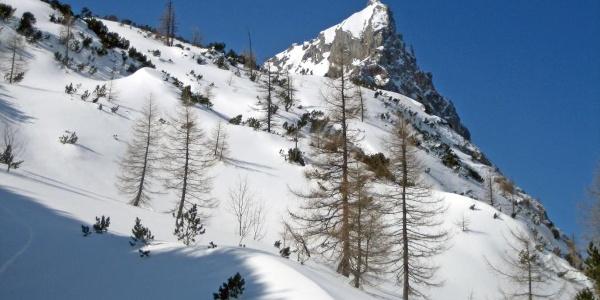 Trischübel | Skitour Hundstodreibn
