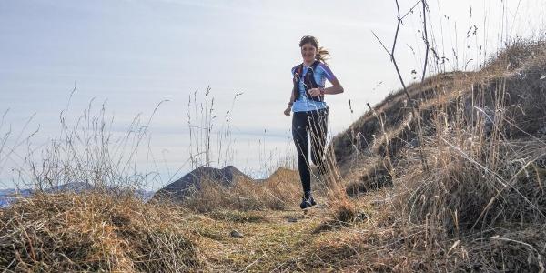 Trail tour in Trentino