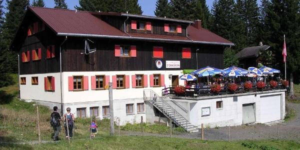 Berggasthaus Zgraggen, Brüsti, Attinghausen