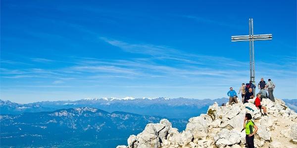 Panoramic View from Corno Bianco/Weißhorn