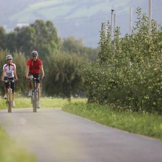 Da Terlano a Lana in bici