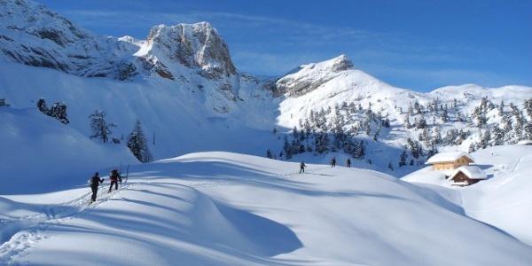 Skitour Kleiner Jaufen