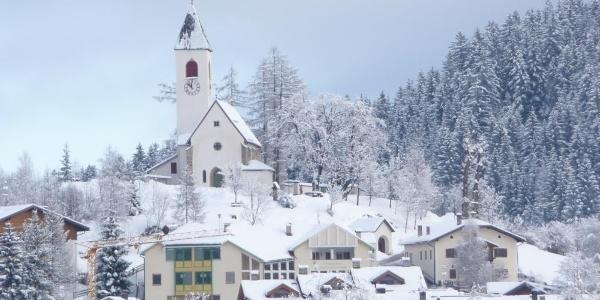 winter Versciaco Vierschach