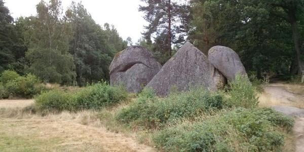 Naturpark Blockheide, Gmünd