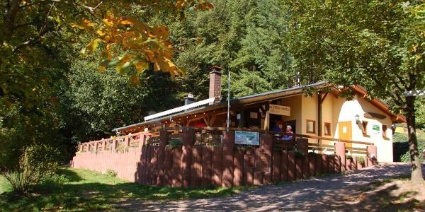 """PWV-Hütte """"Am Schmalstein""""_1"""