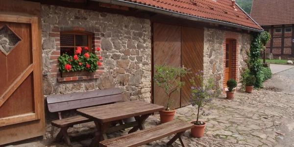 Bauernhofpension Lüdekingshof: Wirtschaftsgebäude
