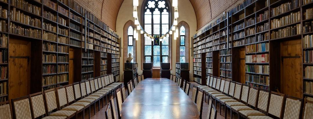 Augustinerkloster Erfurt Bibliothek