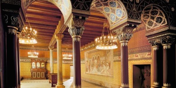 Wartburg Eisenach Sängersaal