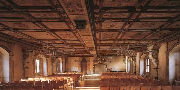 Schloß Wilhelmsburg Schmalkalden Festsaal