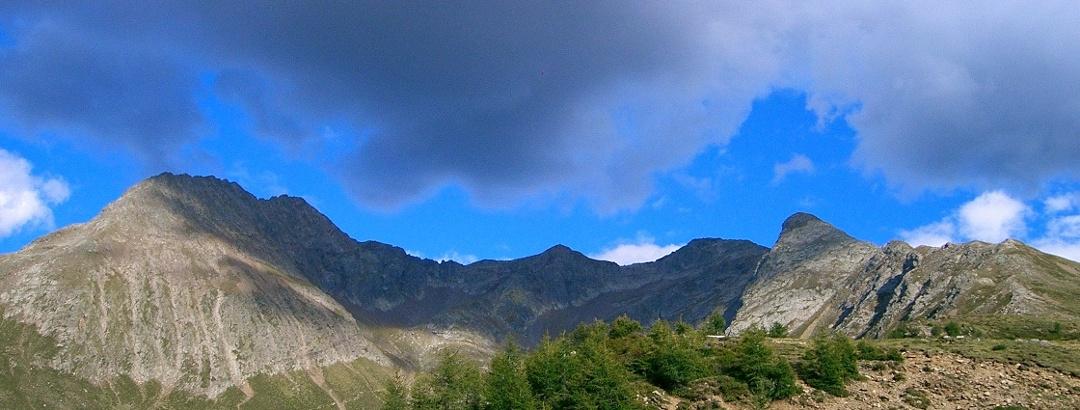 Vista del Monte Cervina