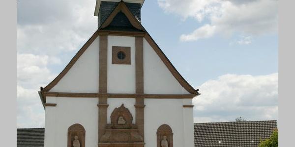 Barockkapelle in Berge