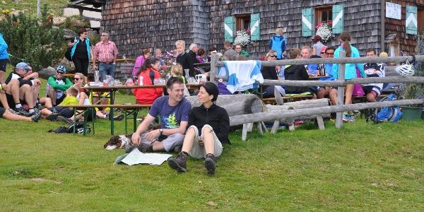 Skiclub Bad Gastein macht Rast