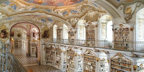 Das 8. Weltwunder - die Klosterbibliothek von Admont