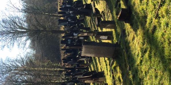 Jüdischer Friedhof 1673