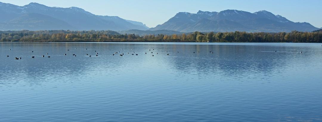 Lake Chiemsee