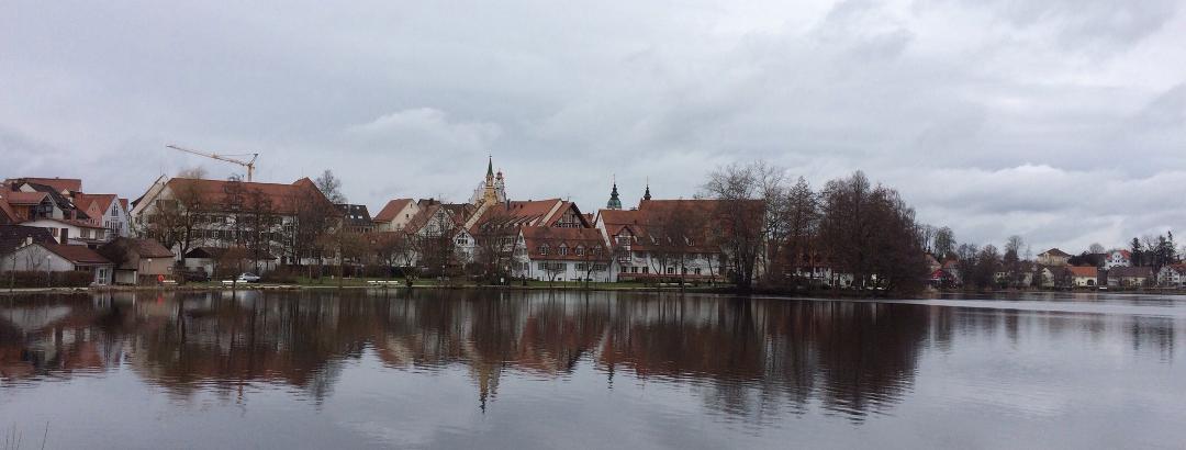 Stadtsee Bad Waldsee 2016-02-13