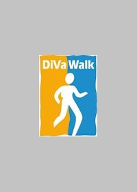 Weglogo DiVa-Walk