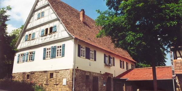 Bauernhausmuseum Gebersheim