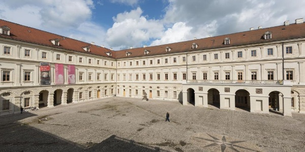 Innenhof - Stadtschloss - Weimar