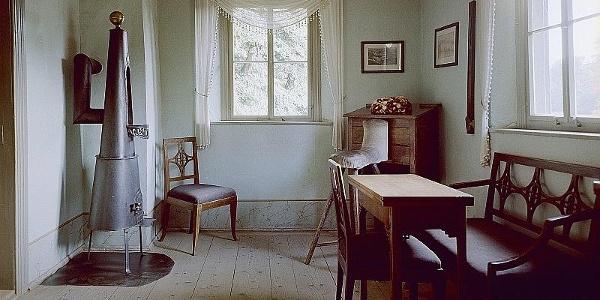 Arbeitszimmer - Goethes Gartenhaus - Weimar