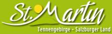 Logo Tourismusverband St. Martin am Tennengebirge