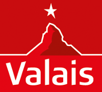 Логотип Valais/Wallis Promotion