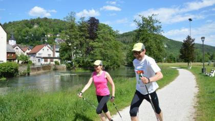 nicht nur für Wanderer ~ Muggendorf im Wiesenttal