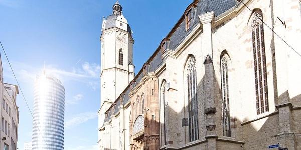 St. Michael und JenTower - Jena