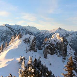 Skitour Pürschlinghaus