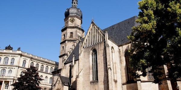 Außenansicht - St. Bartholomäi - Altenburg