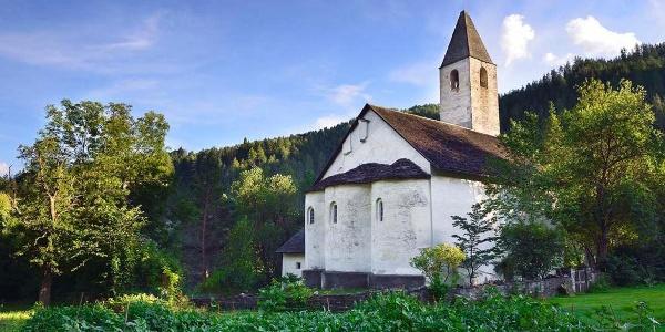 Kirche St. Peter Mistail