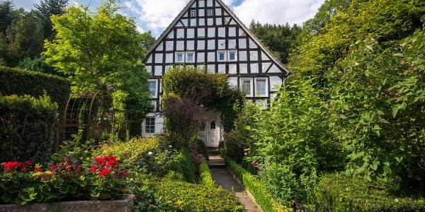 Fachwerkidyll in Kirchrarbach