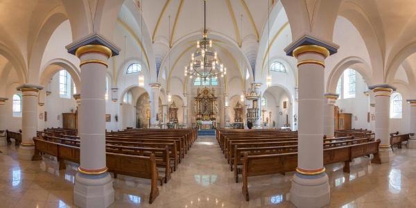 Kirche in Bödefeld