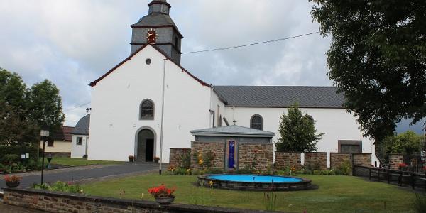 Wallfahrtskirche Barweiler St. Gertrud Barweiler