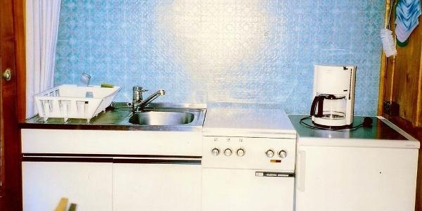 Arbeitsfeld - Küche