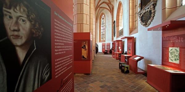 Spalatin-Ausstellung - St. Bartholomäi Altenburg