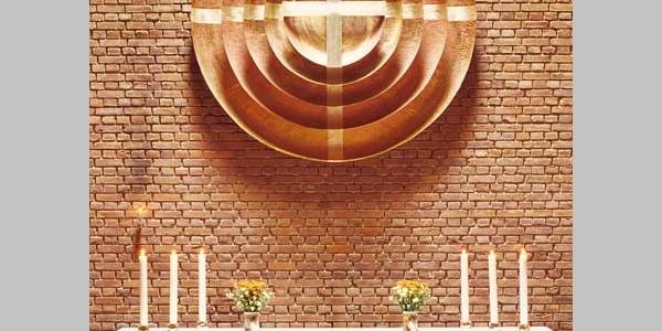 Helgeandskyrkan altare