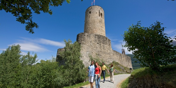 Château de La Bâtiaz