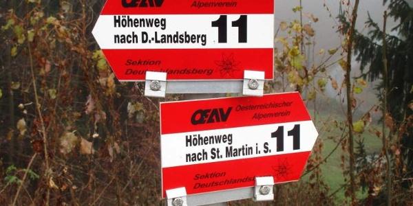 ÖAV-Weg Nr. 11