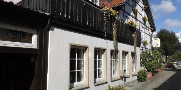 Altes Gasthaus Fischer-Eymann in Bad Iburg, Außenansichß