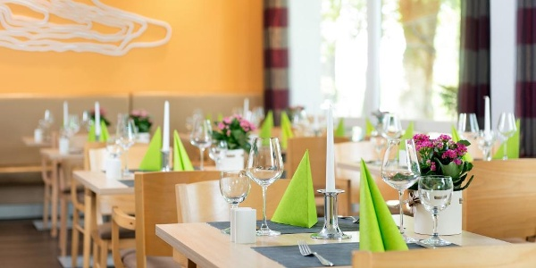 Restaurant im Mercure Hotel Bielefeld Johannisberg