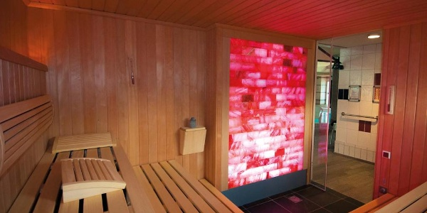 Salz Sauna in der Driburg Therme