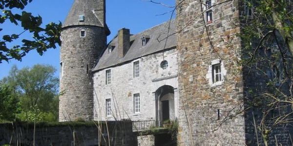 Schloss Streversdorp/Graaf