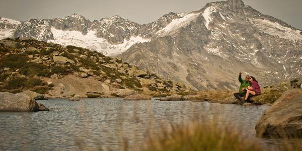 Bergtour Rauchkofel