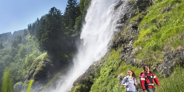 Parcines High Path - circular hiking trail