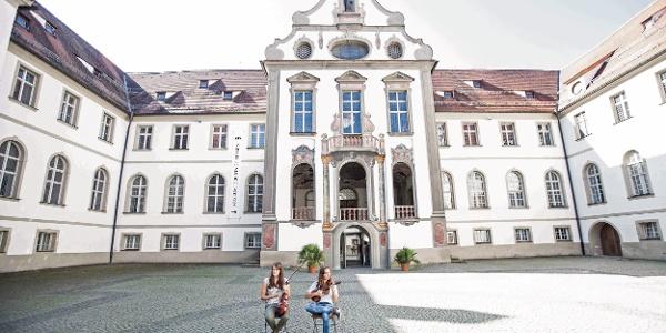 Klosterhof St. Mang in Füssen
