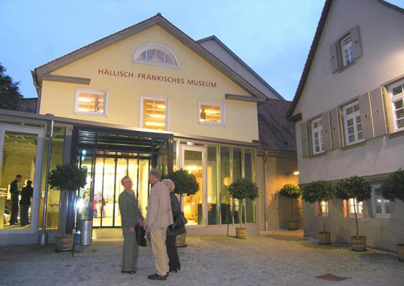Hällisch Fränkisches Museum Museum Outdooractive Com