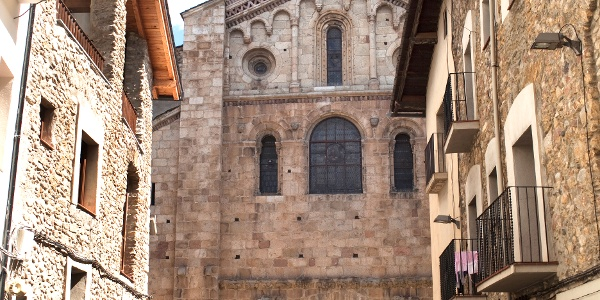 Catedral. La Seu d´Urgell