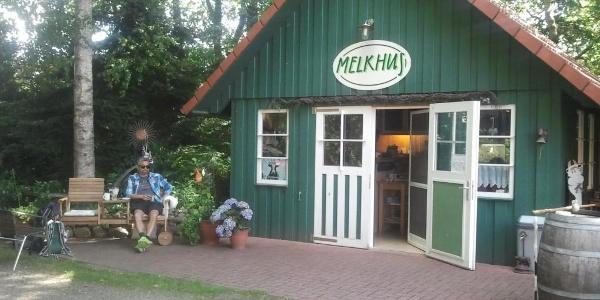 """Das """"Melkhus"""" in Langenhörn"""
