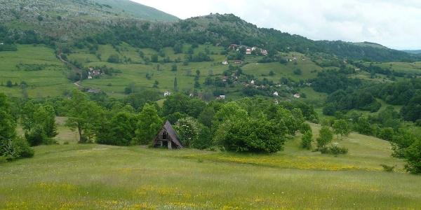 Vlaholje Village